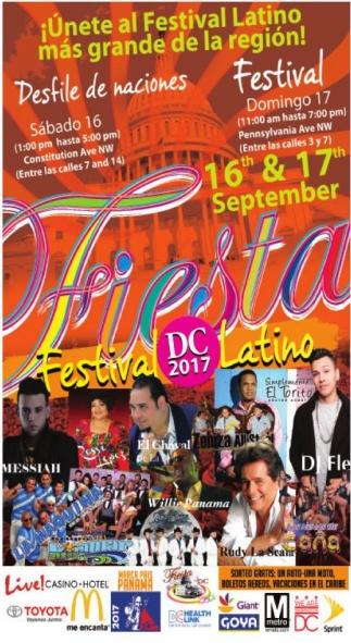 ¡Únete Al Festival Latino Más Grande De La Región!