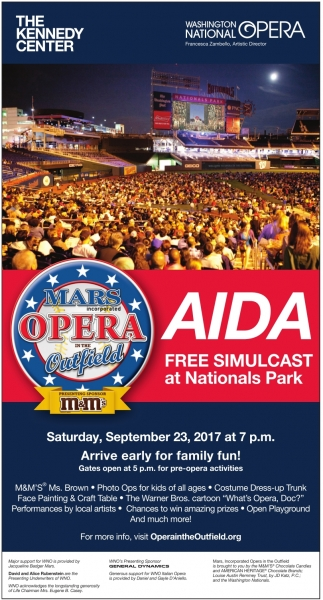 Mars Incorporated Opera In The Outfield