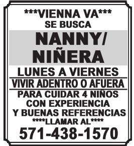 Nanny/Niñera