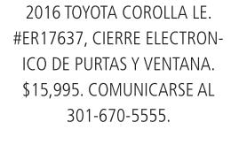 Comunicarse al 301-670-5555