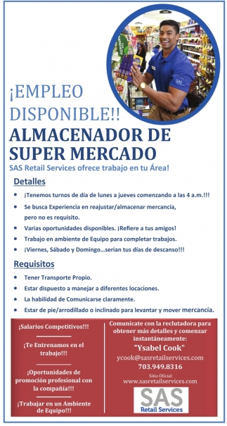 Empleo Disponible