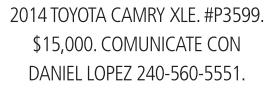 Comunicate con Daniel Lopez