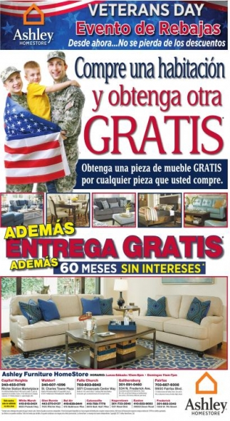 Veterans Day Rebajas