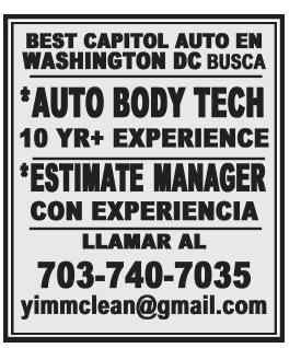 Auto Body Person