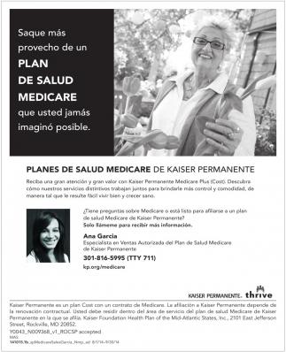 Planes de Salud Medicare