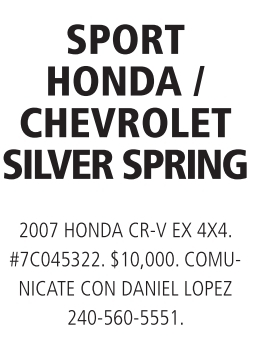 2007 Honda CR-V EX 4X4